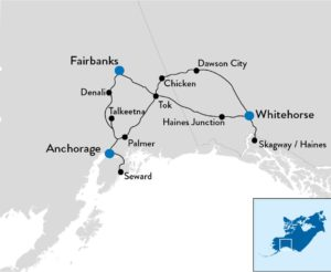 Rondreis Alaska en Yukon