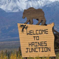 Haines Junction Yukon