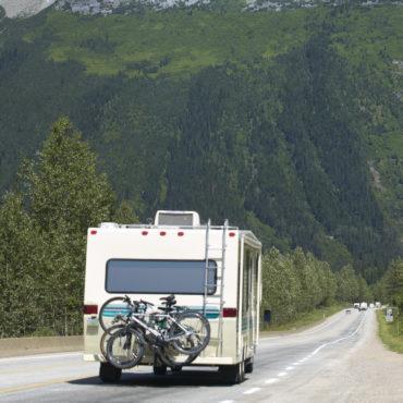 Camper British Columbia, Canada