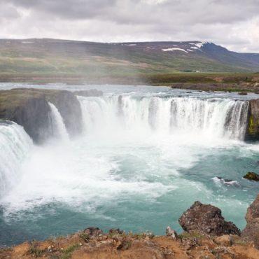 Goðafoss, Noord-IJsland