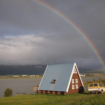 Vakantiehuisje Oost-IJsland