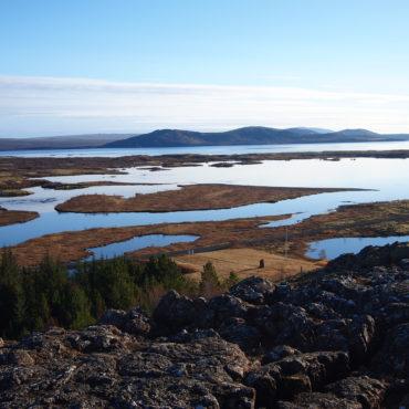 Þingvellir (oktober)