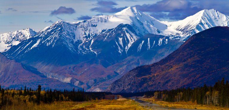Whitehorse - Haines Junction, Yukon Canada