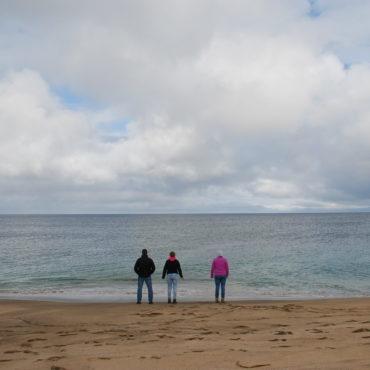 Skarðsvík strand