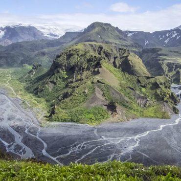 Þórsmörk, Foto: Rudi Scharf