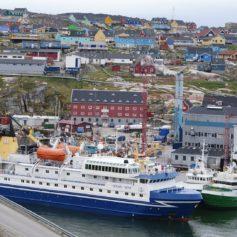 Haven van Ilulissat, Groenland