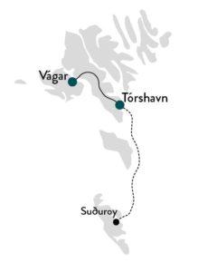 natuurreis naar Faeröer
