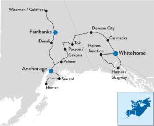 individuele rondreis alaska
