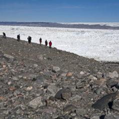 IJsvlakte Ilulissat, Groenland