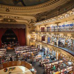 Ateneo boekwinkel, Buenos Aires Argentinië