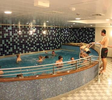 Zwembad Norröna