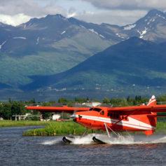 Watervliegtuig Lake Hood, Alaska