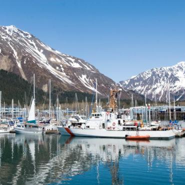 Haven van Seward, Alaska