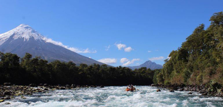 Vulkaan Osorno, Chili, rondreis naar Patagonië