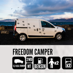 Freedom Camper exterieur