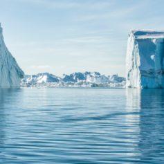 IJsfjord, Ilulissat, Groenland