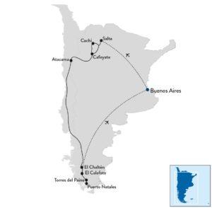 Argentinië reizen